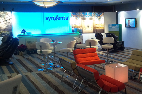 Syngenta Exhibit at ASTA 2013